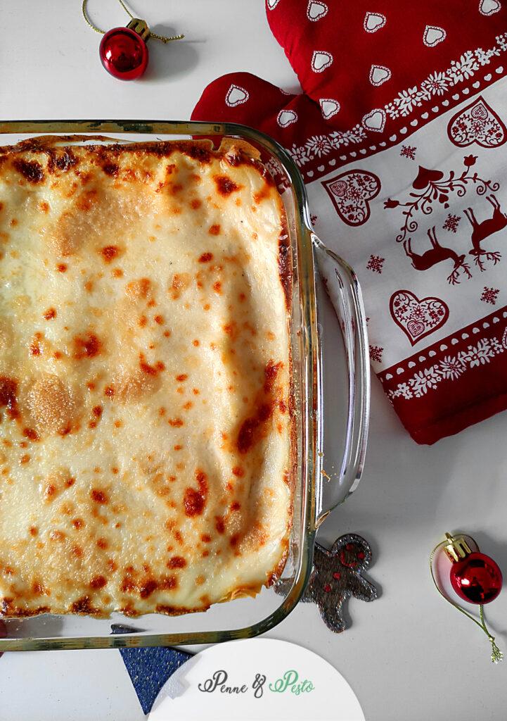 Cannelloni con salsiccia e carciofi