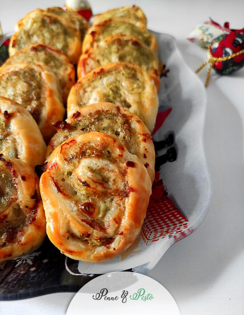 Chiocciole con broccoli e salsiccia