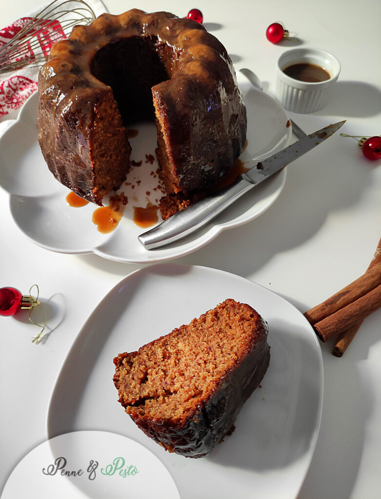 Sticky toffee pudding di Jamie Oliver