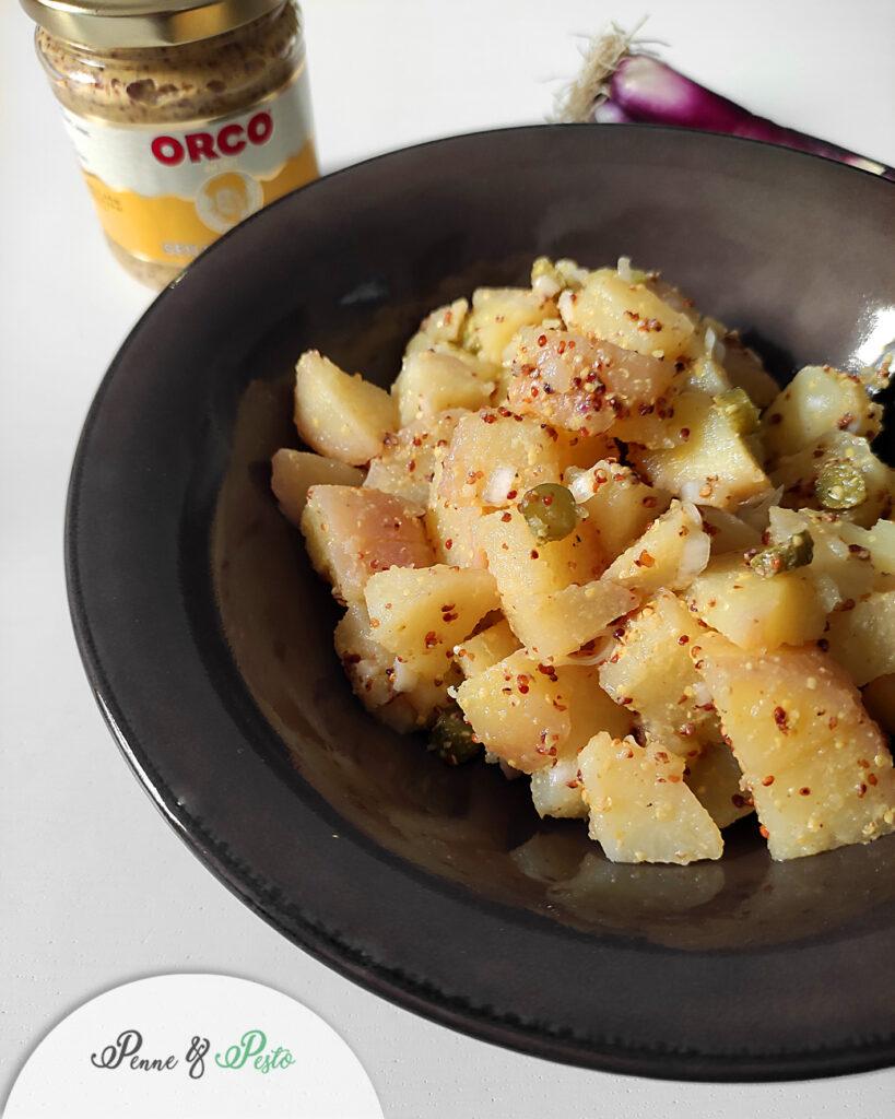 Insalata di patate alla senape